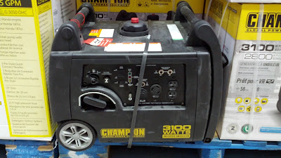 Champion Global Power Equipment 75555i Inverter Generator great for emergencies and camping