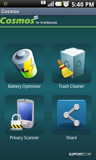 Cosmos - Battery Saver v1.0 Apk App