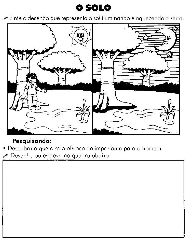 ATIVIDADES SOBRE MEIO AMBIENTE PARA 1   E 2   ANOS  ANIMAIS  PLANTAS