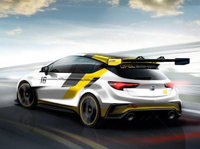 Η Opel επεκτείνει τις δραστηριότητές της στο customer touring car racing