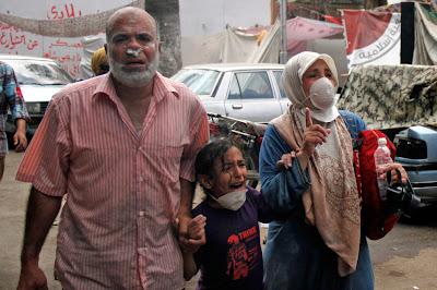 #COMUNICAT: En solidaritat amb el poble egipci