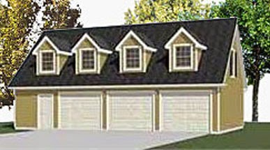 Carriage house garage plans garage plans blog behm for Carriage house plans with loft