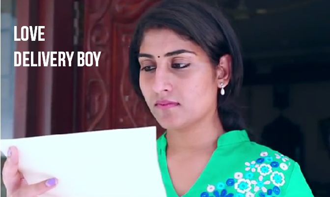 LOVE DELIVERY BOY SHORT FILM SHILPA