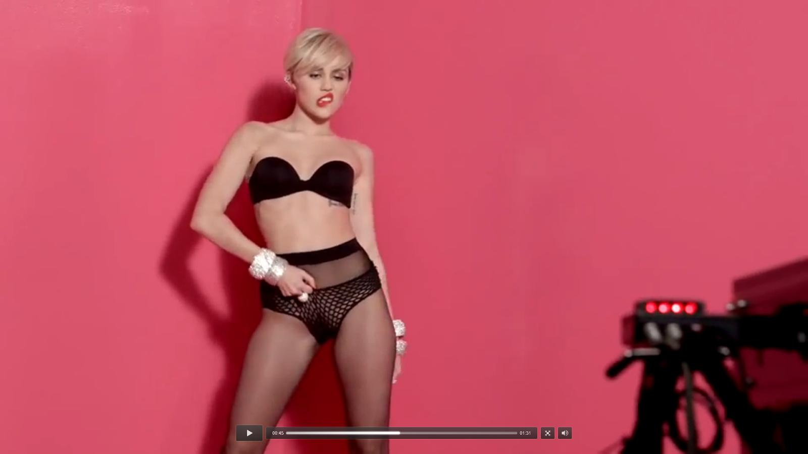 Tardive Dyskinesia Miley Cyrus