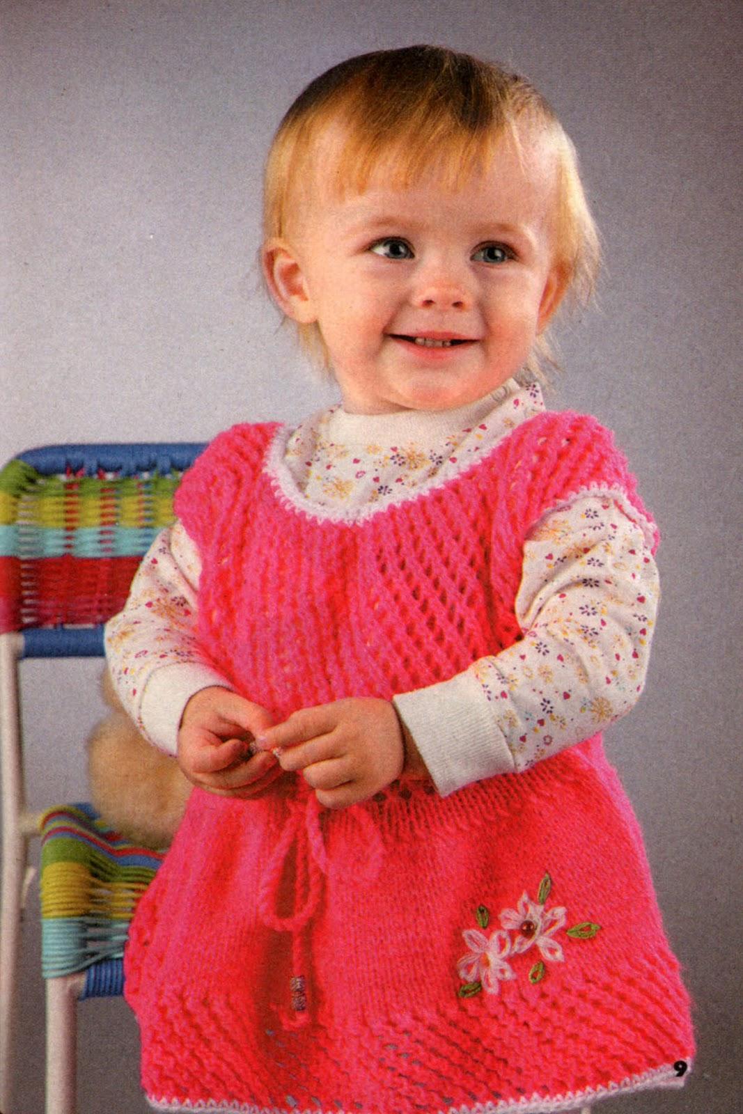Вязание на 2 летнюю девочку 30