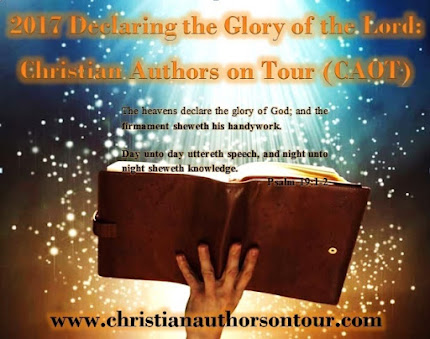 2017 Declaring the Glory of the Lord:  Christian Authors on Tour (CAOT)