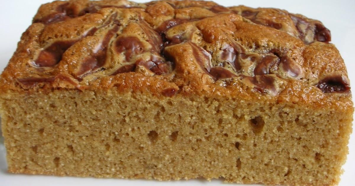 ... Good Eats: Semolina Blondie with Chocolate Hazelnut Glaze Recipe