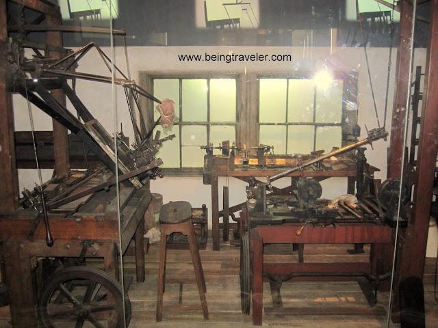 James Watt's Machines