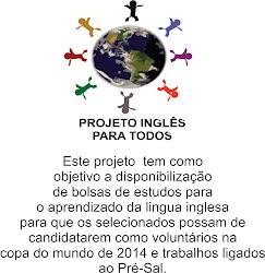 Projeto Inglês Para Todos