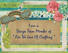 I Design for  'For The Love of Crafting'