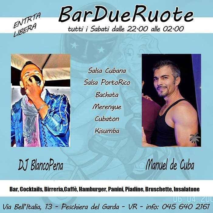 BAR DUE RUOTE