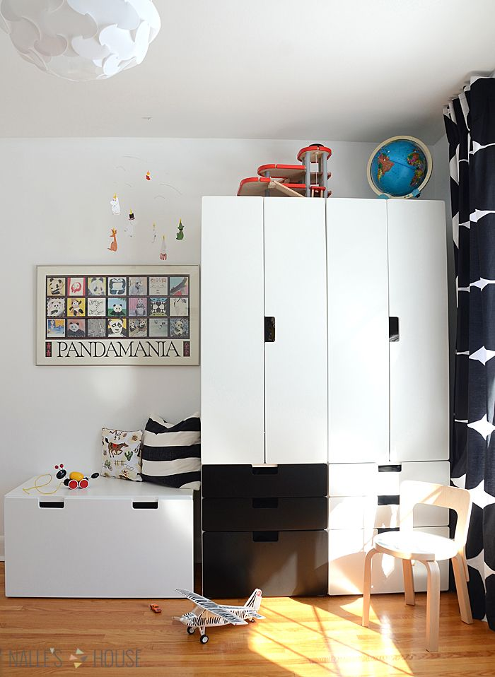 IKEA White Storage STUVA System In Children Room. Pictureu0027s Links: 1 (?)    2   3   4   5   6   7   8