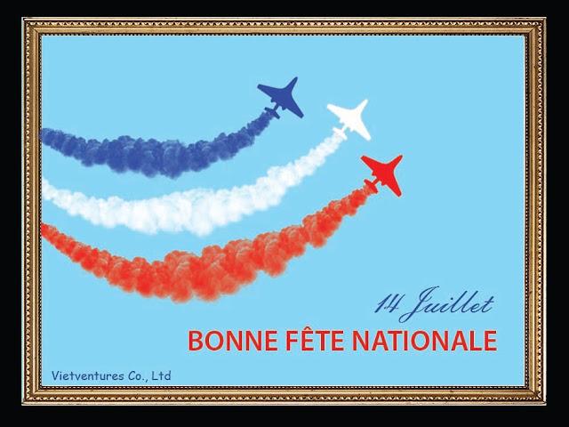 Bonne fête nationale