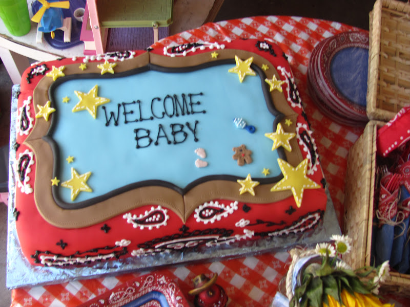 Making Time Hilaries Lil Cowboy Baby Shower