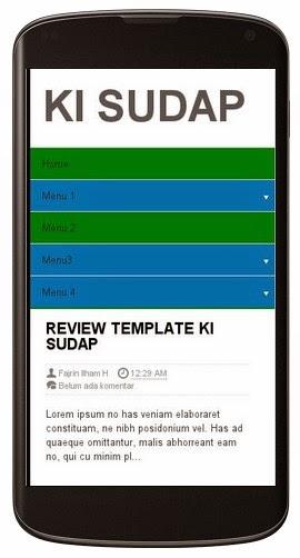 Template Ki Sudap Pro Responsive
