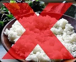 Ketahui punca berat badan tak turun walaupun diet tak makan nasi