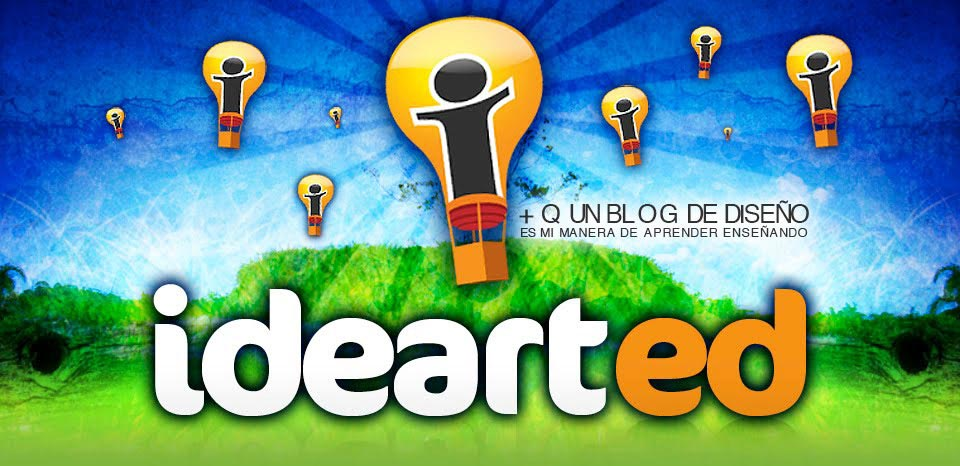 Idearted, Recursos, Diseño, Publicidad Social Media y Tecnología