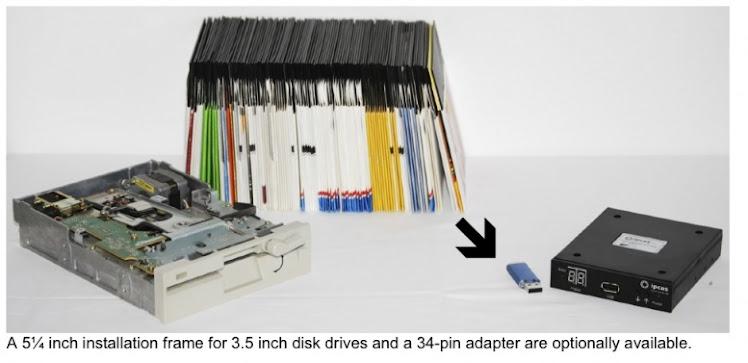 100 disquetes
