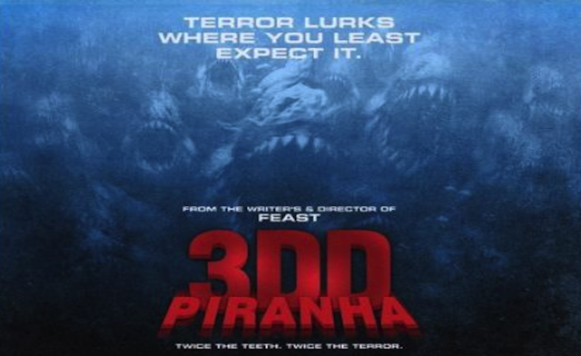 Piranha 3dd 2012 Review And Sinhala Sub Les