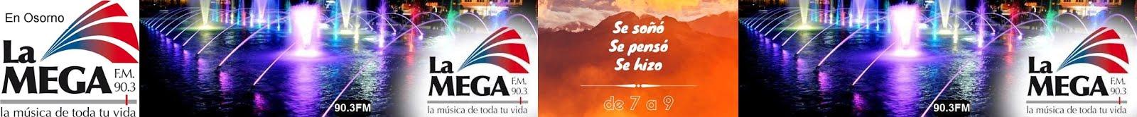 La mega Osorno
