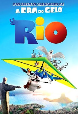 Filme Poster Rio R5 XviD Dual Audio & RMVB Dublado