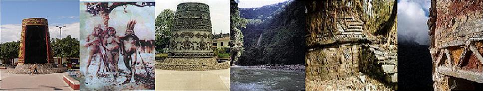 Las Ruinas Del Gran Pajaten...