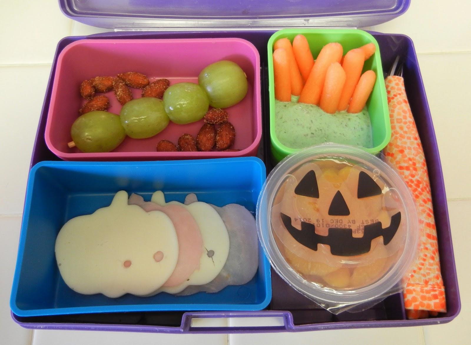 Eggface%2BHalloween%2BBento%2BBox%2BLunch%2B2014 Weight Loss Recipes Happy Halloween Trick or Treats