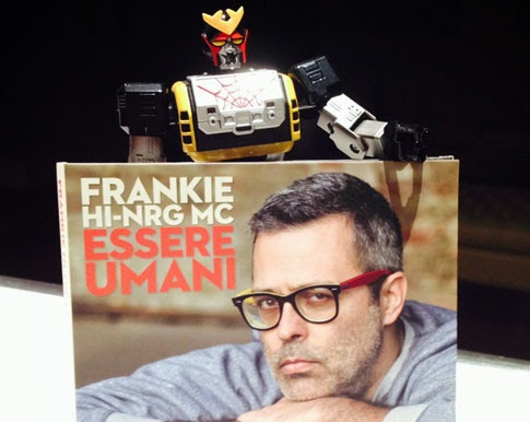 Frankie Hi NRG Essere Umani recensione
