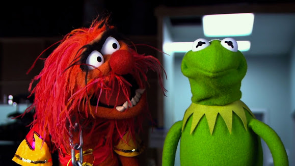 animal and kermit muppets most wanted 2014 movie hd