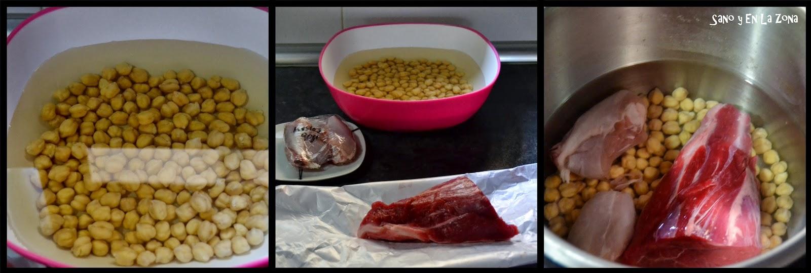 Sano y en la zona cocido light - Cocido en la olla express ...