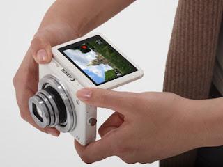 Canon PowerShot N camera, new Canon PowerShot N