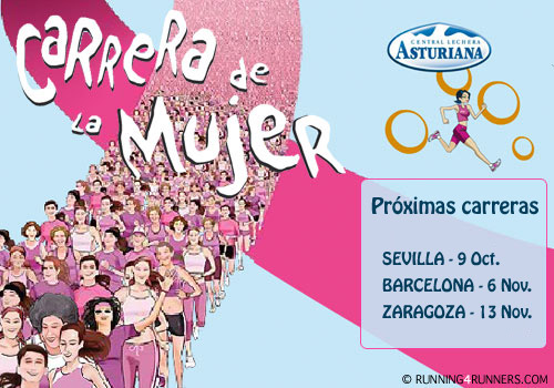 Carrera de la Mujer 2011 - Inscribete