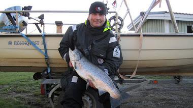 Öringfiske 2011