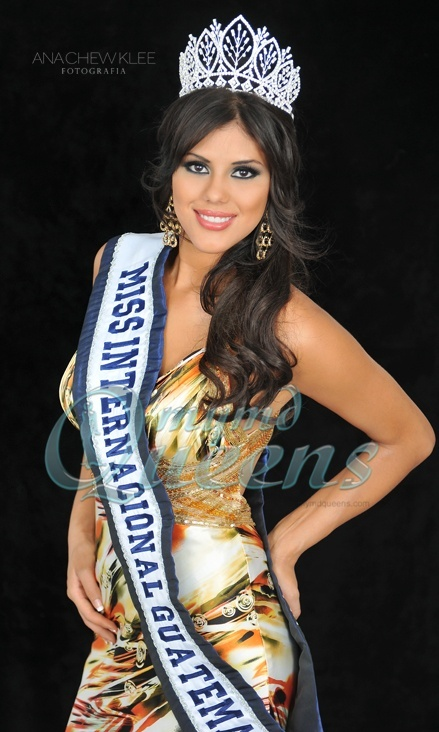 Miss Guatemala International 2011