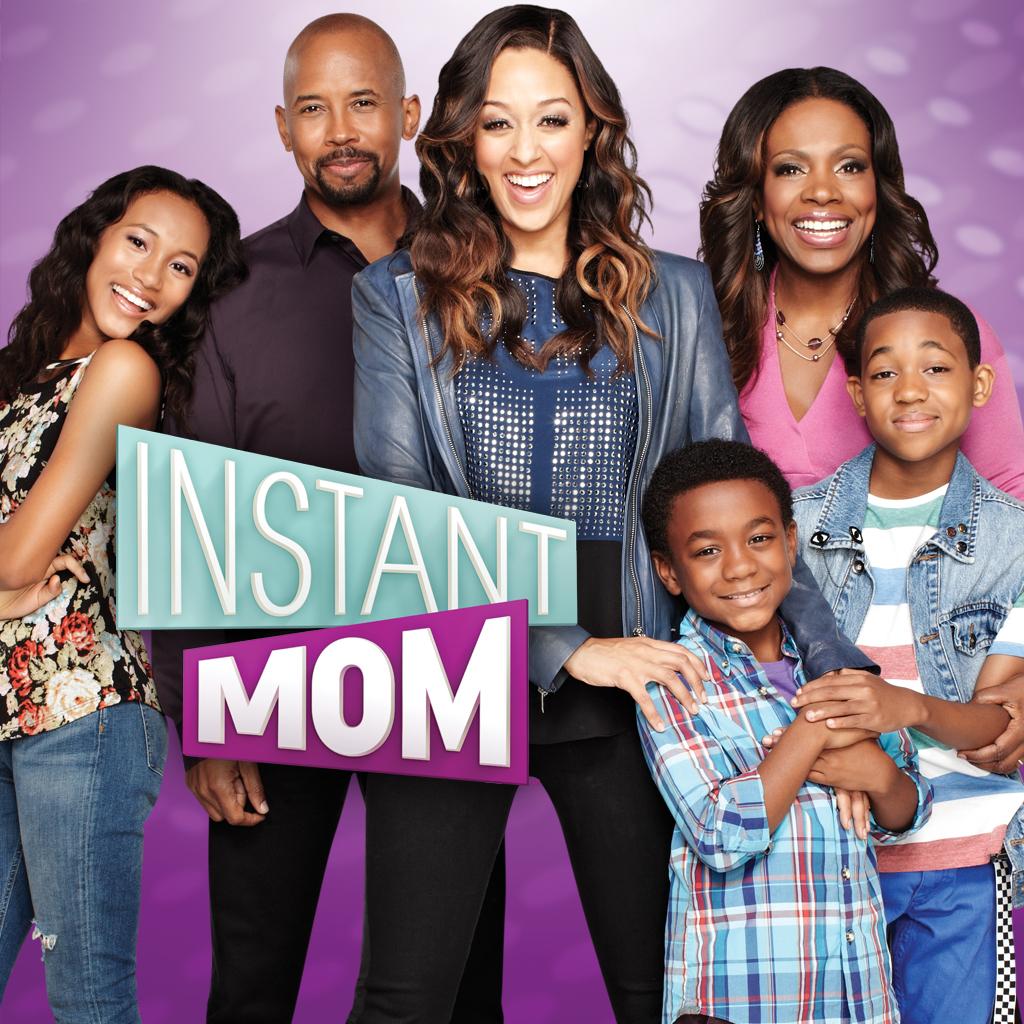 Instant Mom Full Cast