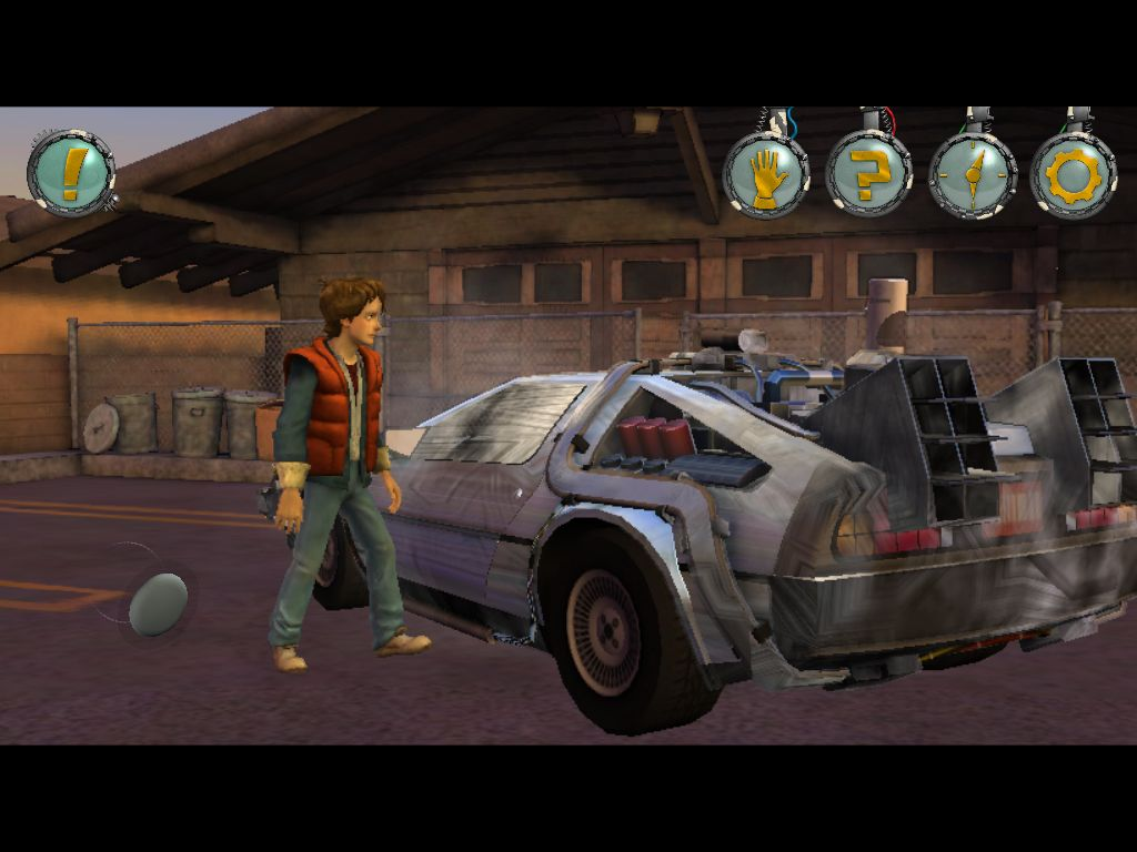 Pacroid back to the future episode 1 its about time ps3