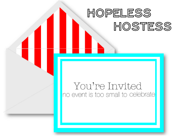 Hopeless Hostess