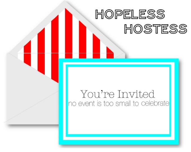 Hopeless Hostess