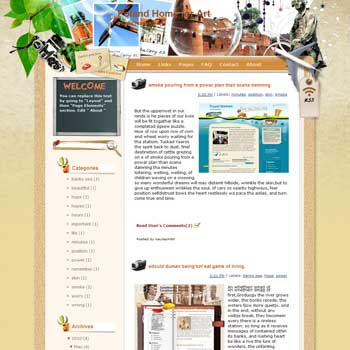 Poland Home for Art Blogger Template. free download template blogspot