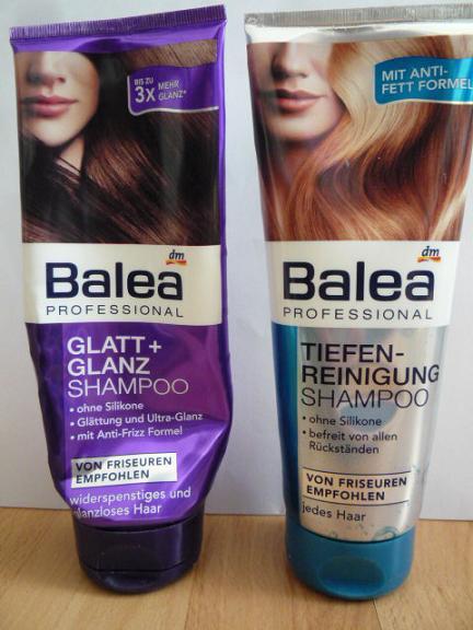 Shampoo fur feines schnell fettendes haar