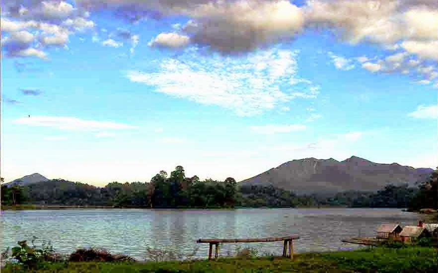 Tempat Wisata Pilihan Danau Situ Gede Bogor