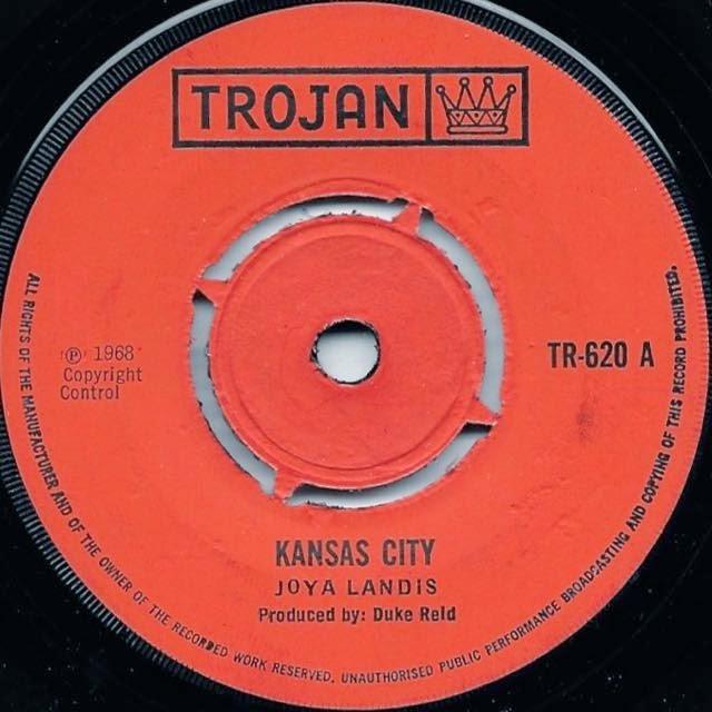 Joya Landis - Kansas City / Out The Light