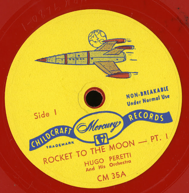 Rockets To The Moon: Books And Ephemera: Rocket To The Moon