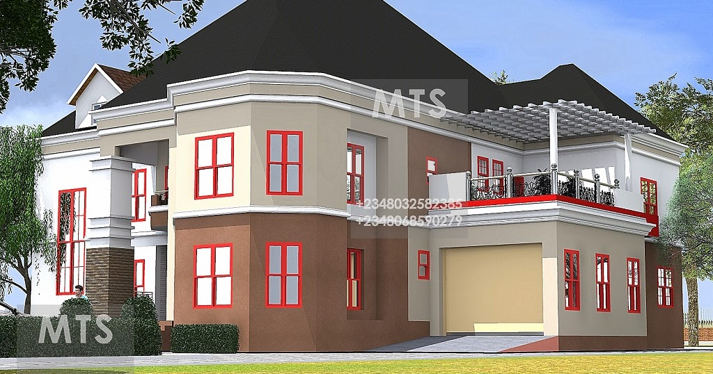 Mr Edet 6 Bedroom Duplex