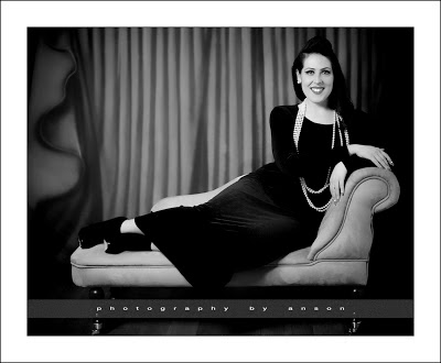 Essex Makeover and Boudoir Photography - ©Derek Anson