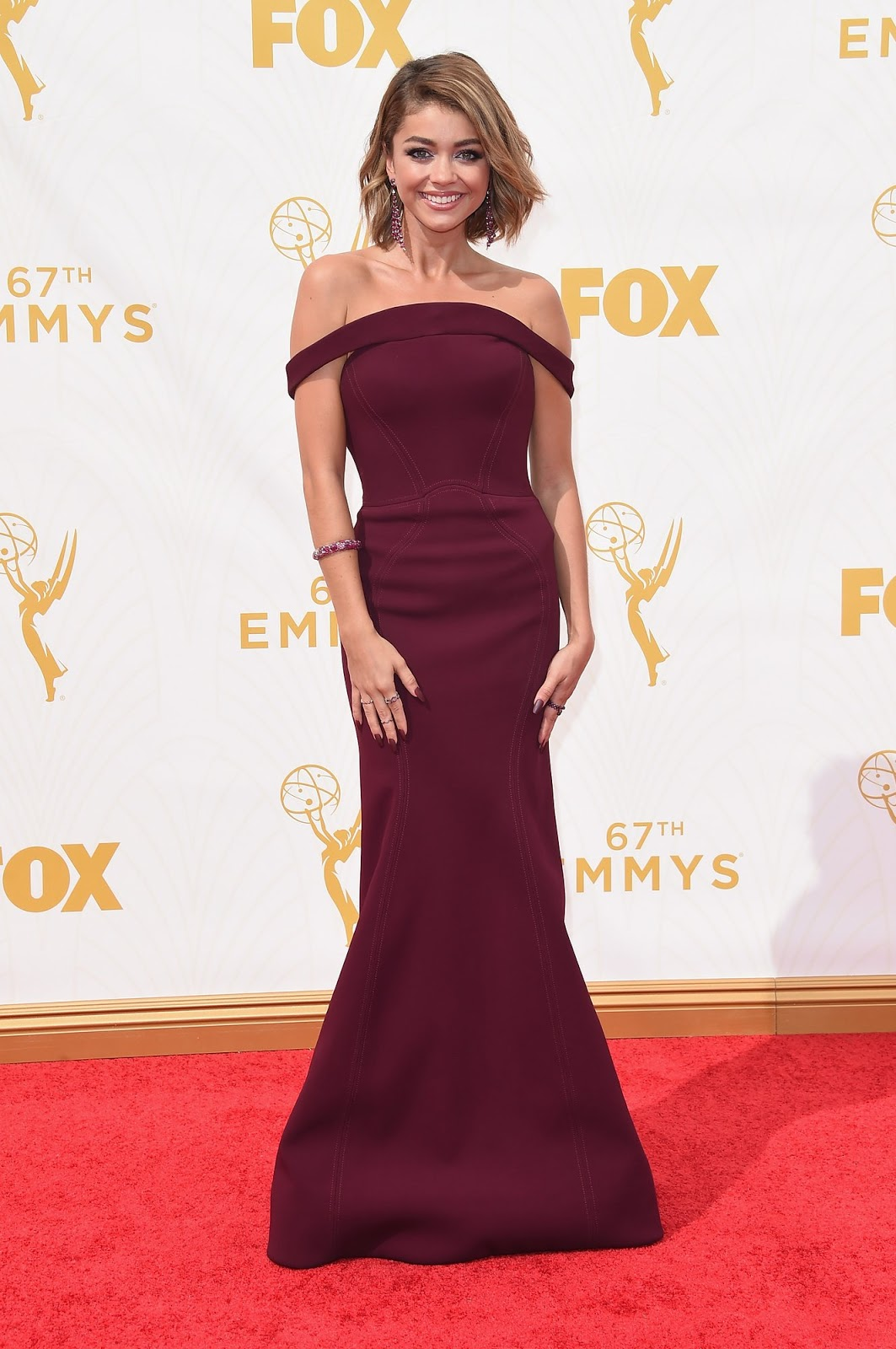 EMMYS 2015: FIVE OF THE RED CARPET'S BEST DRESSED