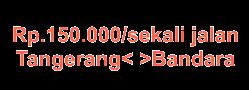 Tarif Tangerang Kota