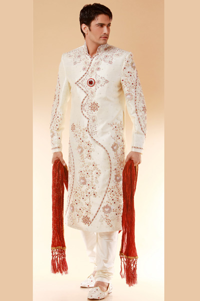 designer wedding sherwani - photo #16