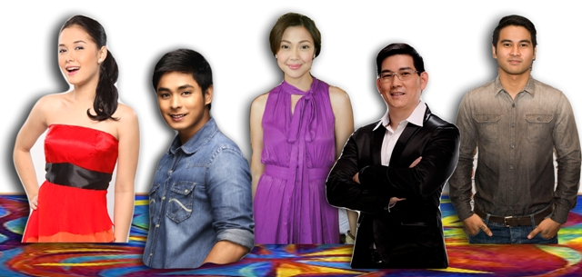 Peñafrancia Festival: Watch out for Jodi Sta. Maria, Richard 'Papa Chen' Yap, Maja Salvador, Joem Bascon and Coco Martin