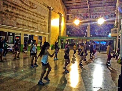 Sundays at Marikina Sports Center